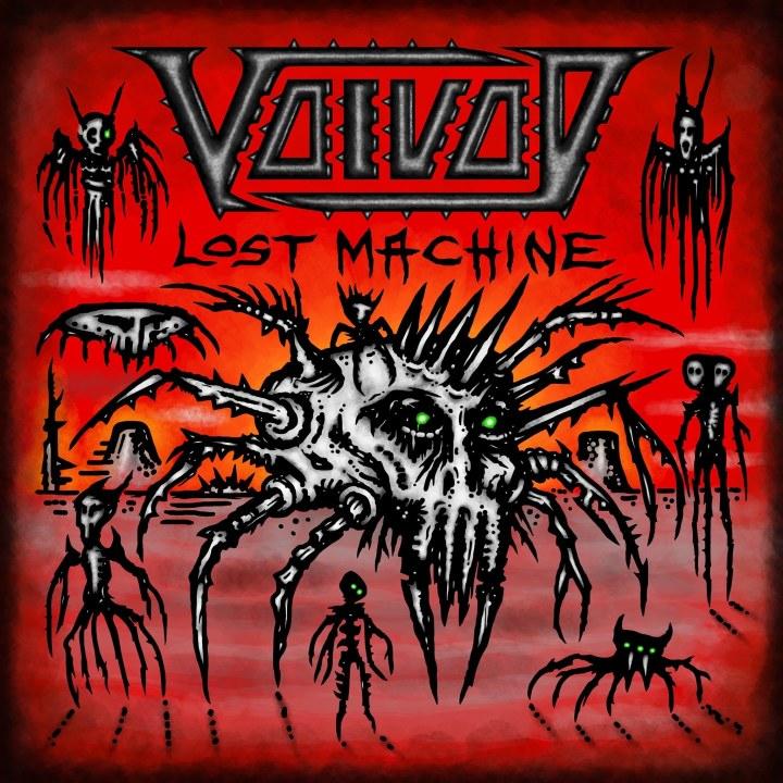 """VOIVOD: """"Lost Machine – Live"""" es el título de su nuevo disco en directo. –  METAL LEGION"""